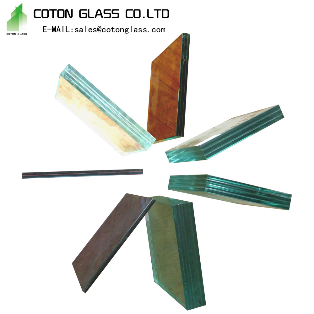 Laminated Glass Guardrail