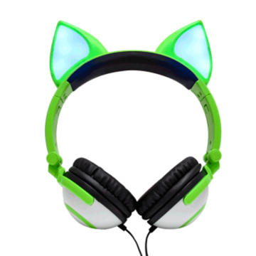 2019 New Led Light Headphone Wholesale for Kids