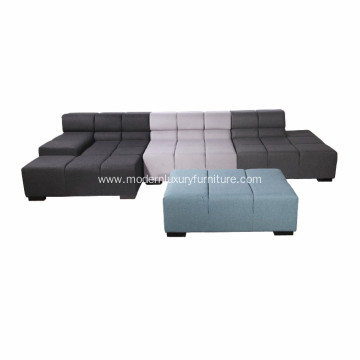 New Fashion Design for Modern Fabric Sectional Sofa,Luxury Modern Sectional Sofa,Claasic Modern Sectional Sofa Wholesale From China B&B Italia Patricia Urquiola Tufty Time Sofa supply to Germany Exporter