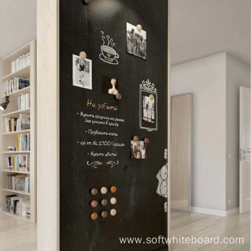 Magnetic Receptive Self Adhesive Blackboard Wall Sticker
