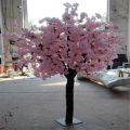 Artificial cherry blossom tree for decoration