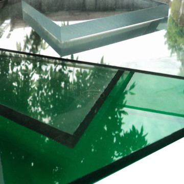 Translucent Roofing Plastic Tinted Polycarbonate Sheet