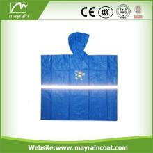 Fashion Waterproof PVC Poncho for Adult