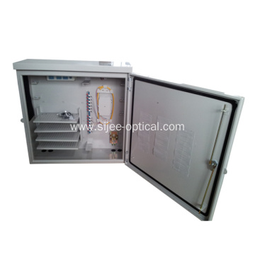Good Quality for Best Outdoor Rack Enclosures,Fiber Optical Joint Enclosure,Industrial Enclosures,Cables Distribution Enclosure for Sale Outdoor Broadband Access Integrated Distribution Cabinet export to French Polynesia Factories