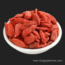 2018 New Arrival Dried Goji Berry Ningxia
