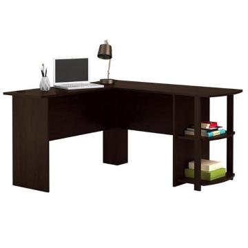 Executive Office Work Table Size with Shelf