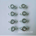 Carbon steel standard Full thread wing nuts