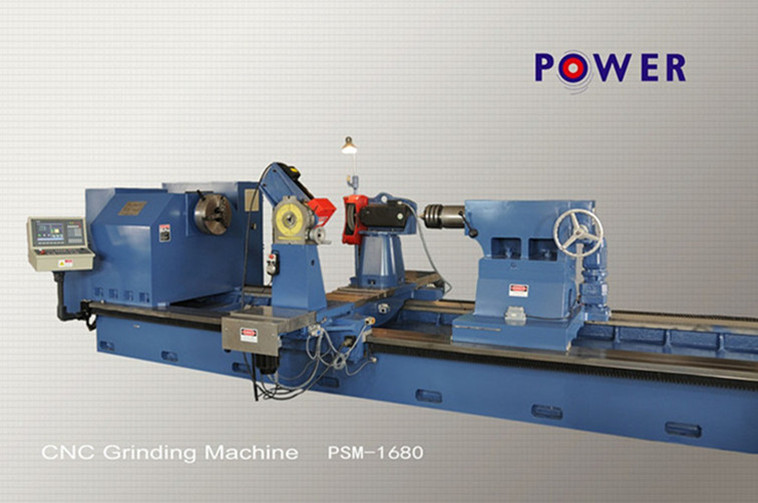 PSM-1680 Hot Sale CNC Rubber Roller Grinding Machine China Manufacturer