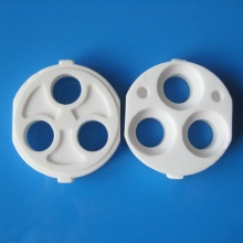 Ceramic seal disc for multifunction showers