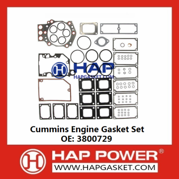 Cummins Cylinder Head Gasket Set 3800729