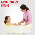 Infant Plastic Bathtub With Thermometer