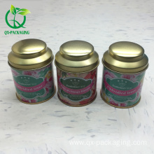 OEM for Tea Tin Box Custom printed slimming tea packing box supply to United States Factory