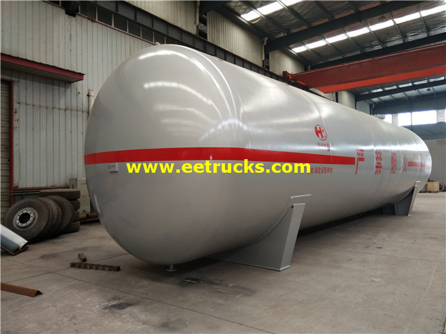 Domestic Anhydrous Ammonia Tanks