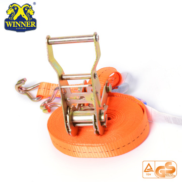 Leading for Cargo Securing Strap, Mini Ratchet Strap, Ratchet Tie Down, Ratchet Belt, Stainless Steel Ratchet Strap Polyester Cargo Lashing Ratchet Strap Belt For Wholesale export to Haiti Importers