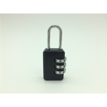 Solid Colorful Zinc Alloy combination padLock
