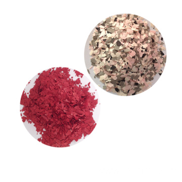 Color Flakes Epoxy Acrylic Chips Multi Color Rock Chips