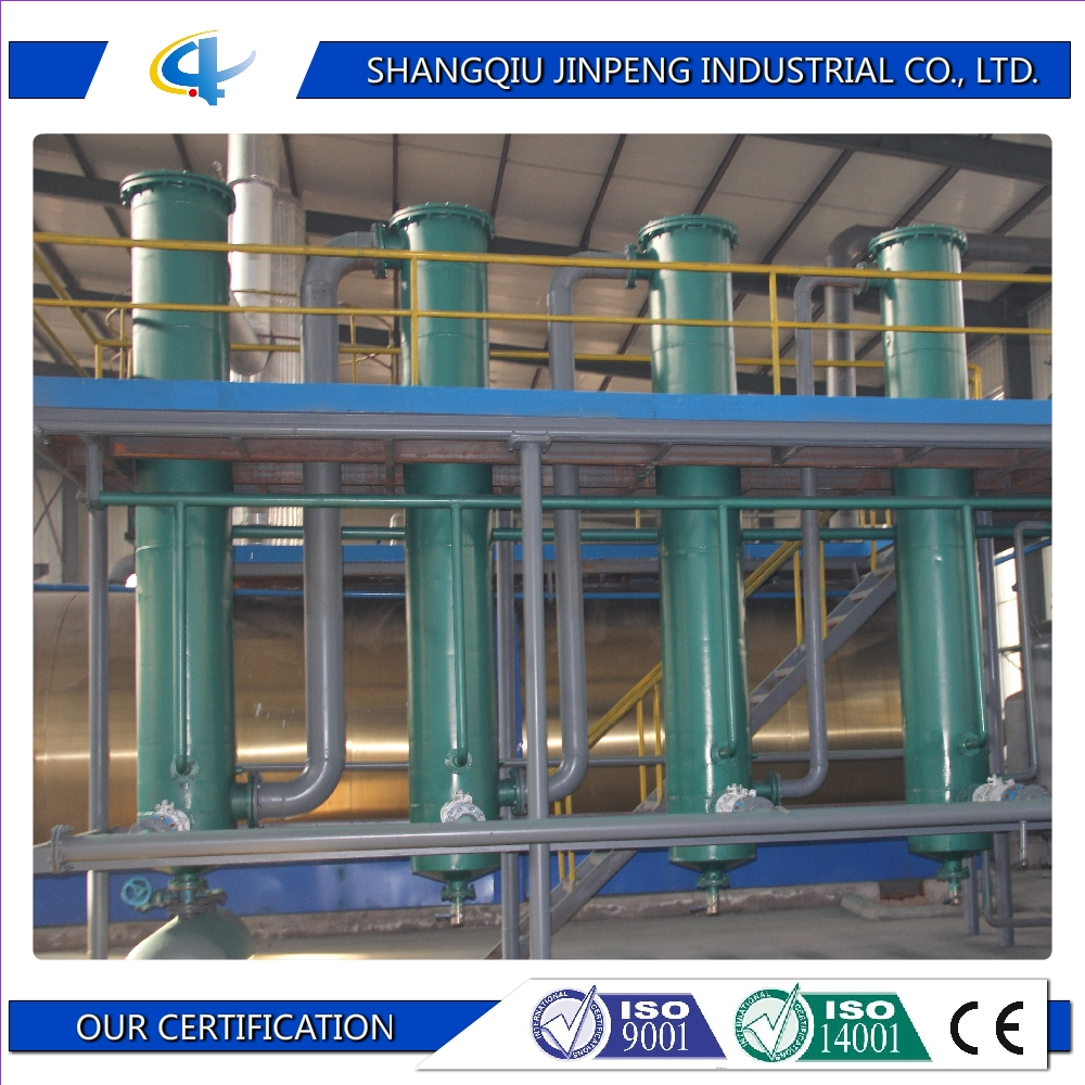 Waste Base Oil Distillation Machine