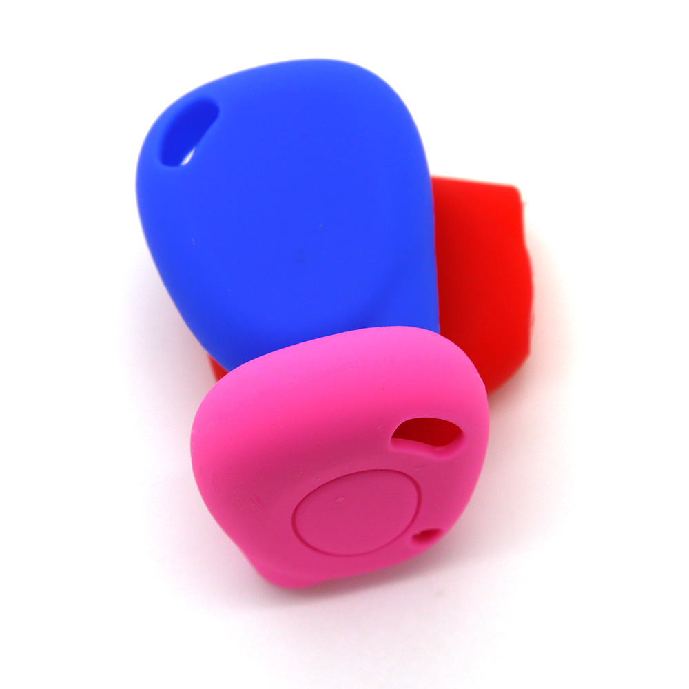 1 Button Silicon Car Key Cover