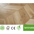 ECO Friendly Herringbone Flooring Easy Maintain