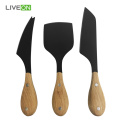 Black Oxide Cheese Knife Set