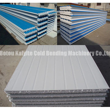 EPS Sandwich Wall Panel Production Line