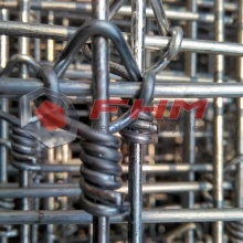 OEM for Deer Fence Heavy Galvanized Deer Fence with Fixed Knot export to Italy Supplier
