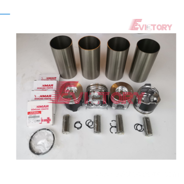 PERKINS spare parts 804C cylinder liner sleeve kit