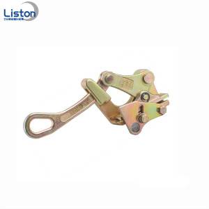 Easy to Operated Cable Clamp Wire Rope Grip