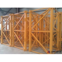 China for Lifting Equipment,Tower Crane Spare Partes,Tower Crane Components Manufacturers and Suppliers in China Zoomlion Liebherr Potain Tower Crane Mast Sections export to Dominican Republic Importers