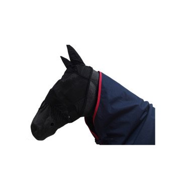 Semi Transparent Breathable Horse Fly Mask