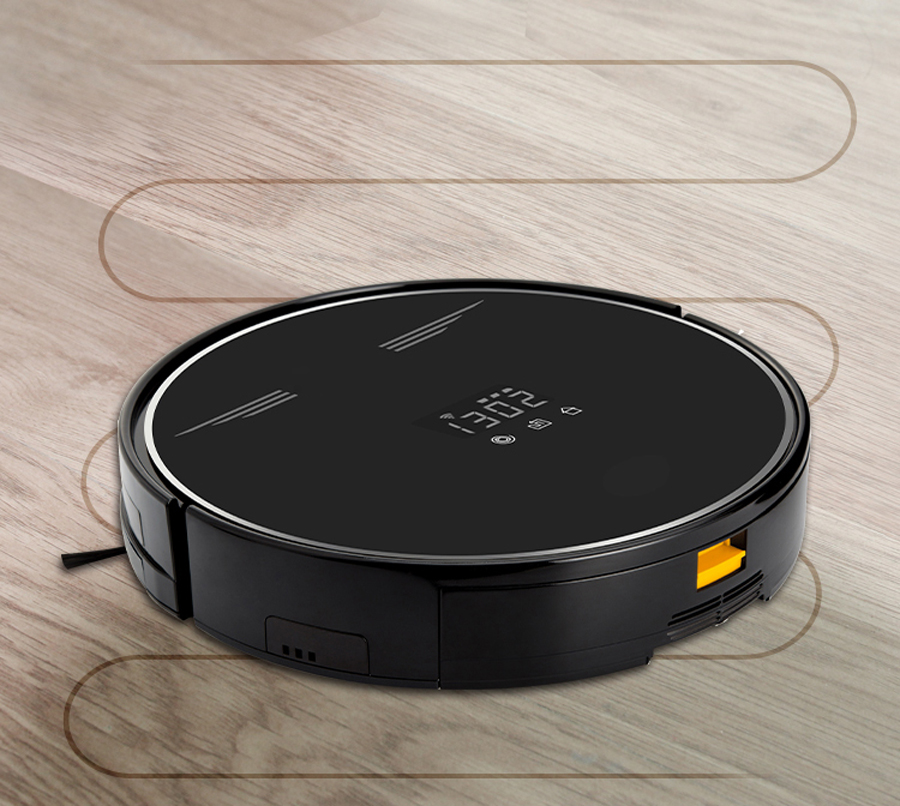 High-tech Vacuum Robot Floor Cleaner and mop