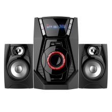 Bluetooth led amplifier plastic music pc speaker