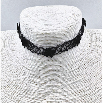 Simple Black Choker Necklace Daisy Necklace Tattoos