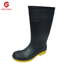 Wholesale PVC Safety Rain Gumboot