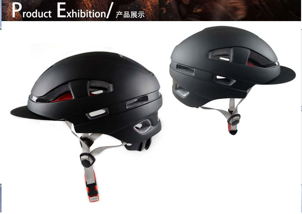 urban bike helmet