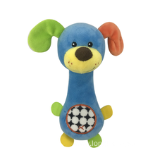 Dog Rattle Baby Toy
