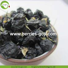 New Crop Factory Supply Fruit Black Dried Goji