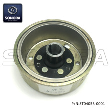 High reputation for for Scooter Flywheel 150CC 1E40QMA 50CC 2T Fly wheel (P/N:ST04053-0001) Top Quality supply to Germany Supplier