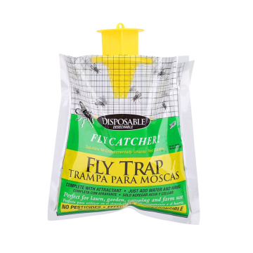 Hanging Fly Trap Bag For Outdoors