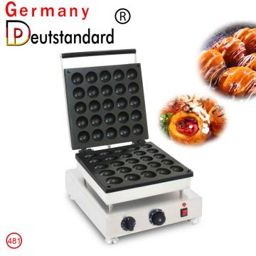 CE  takoyaki ball machine with factory price