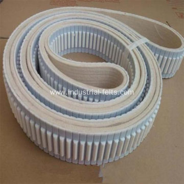 14M Steel Cord Felt Coat PU Timing Belt
