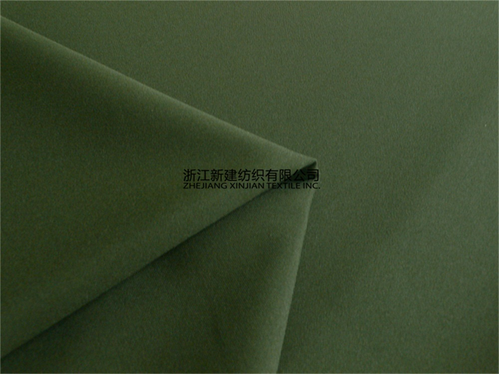 100% Polyester Anti-static Serge Wool-like Uniform Fabric