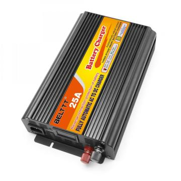 Intelligent Lead-acid Battery Charger Auto Maintainer 25A