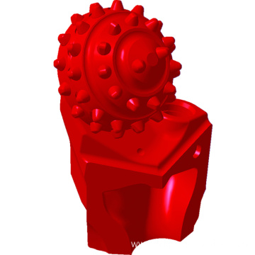 Down-the-hole drilling tools roller cone cutters