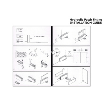 Top Profectional Hydraulic Patch Fitting