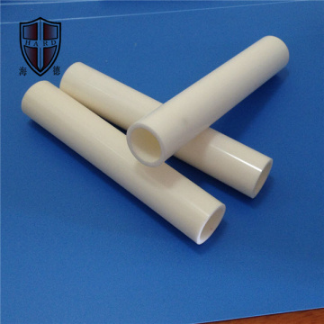 abrasive 96% 99% alumina ceramic insulating tube pipe