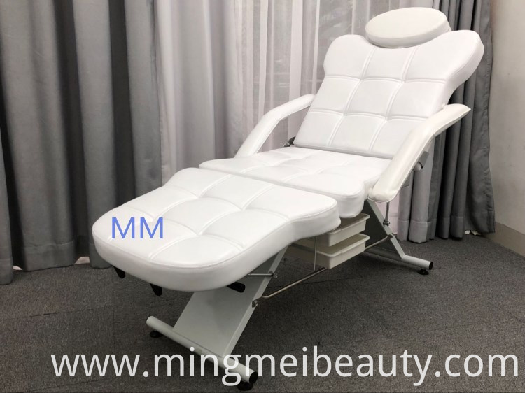 Tattoo Facial Bed