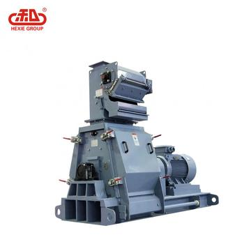 Air Drop Type Animal Feed Grinder Hammer Mill