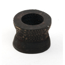 Black Fibre Rubber Bushing Bush