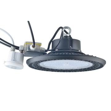 200W Led High Bay Industrial Lighting Motion sensọ